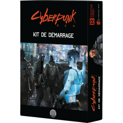 CYBERPUNK RED - Kit de démarrage