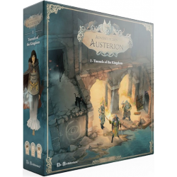Adventures in Austerion - Les Tunnels du Royaume le jeu