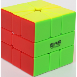 Square 1 Qi Yi Mo Fang Ge Stickerless