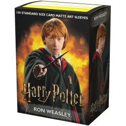 Protège-cartes Dragon Shield Matte Ron Weasley