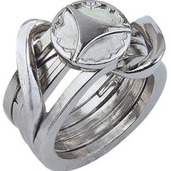 Casse-tête Hanayama Ring 2