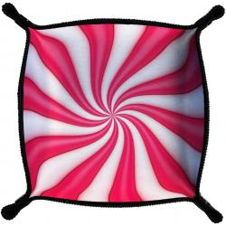 Piste de dés Néoprène immersion - Cool Monster Pink