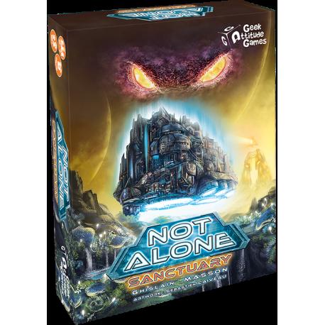 Not Alone : Extension Sanctuary