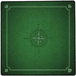Tapis de jeu 60x60 Classic Vert
