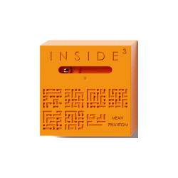 Inside Ze Cube Phantom Mean (Orange)
