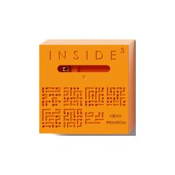 Inside Ze Cube Série Zéro Mean (Orange)