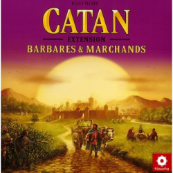 Catan : Extension Barbares et marchands