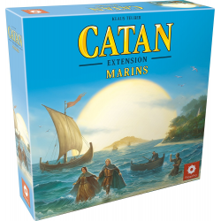 Catan : Extension Marins