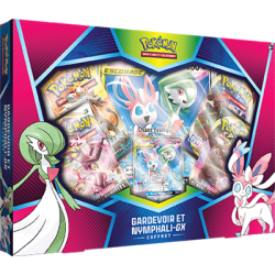Coffret Pokémon Darkrai GX Chromatique 4 boosters