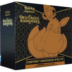 Pokemon Épée et Bouclier 4.5 Destinées Radieuses - Coffret dresseur d'Élite