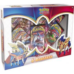 Pokémon : Coffret 6 boosters 2021