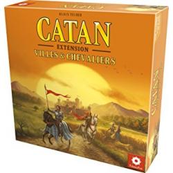 Catan : Extension Villes et chevaliers