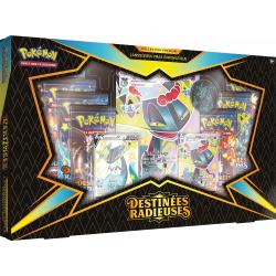 Pokémon : Coffret Collection Premium Destinées Radieuses – Lanssorien-VMAX chromatique
