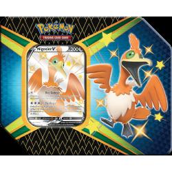 Pokémon - Pokébox Escouade Destinée Radieuse Nigosier-V