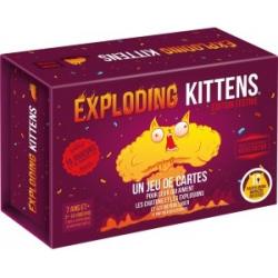Exploding Kittens - édition Festive
