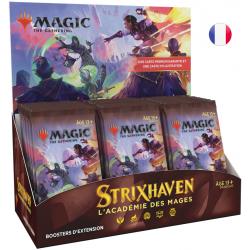 Magic - Boite de 30 Boosters d'extension Strixhaven VF