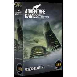 Adventure Games : Monochrome Inc.