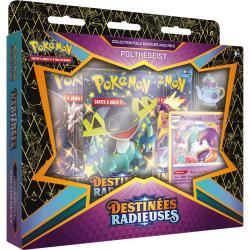 Pokémon : Coffret Destinées Radieuses avec Pin's