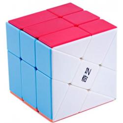 Windmill Cube QiYi Stickerless