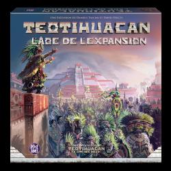 Teotihuacan - La cité des Dieux