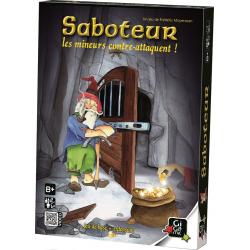 Saboteur - Les mineurs contre-attaquent !