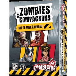 Zombicide (Saison 1) - 2ème Edition - Zombie et compagnons - Kit de mise à niveau V1-V2