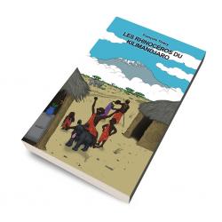 Livre dont vous êtes le héros - Les  Rhinocéros du Kilimandjaro