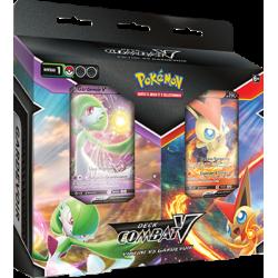 Pokémon : Deck de Combat-V Victini-V VS Gardevoir-V (Bundle)