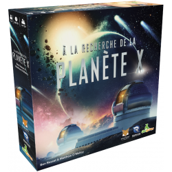 A la Recherche de la Planète X
