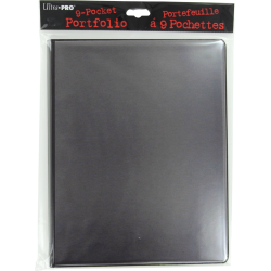 Collectors Album Ultra pro - Portfolio A4 180 Cartes Customisable