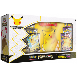 Pokemon Celebrations - Coffret Premium Pikachu-VMAX FR