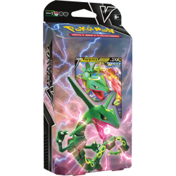 Pokémon : Deck de Combat-V Rayquaza-V