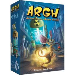 ARGH (Animal Revolt Against Humans)