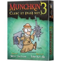 Munchkin 3 Clerc et (pas) net