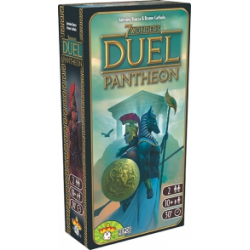 7 Wonders Duel : Extension Panthéon