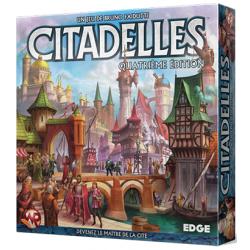 Citadelles - Quatrième édition