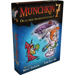 Munchkin 7 - Oh le gros Tricheur !