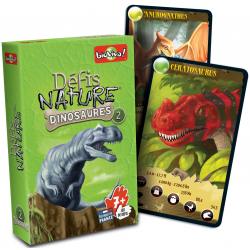 Défis Nature - Dinosaures 2