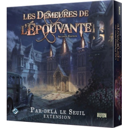 Les Demeures de l'épouvante seconde édition : Extension Par-Delà le Seuil