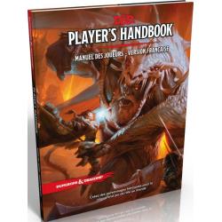 Donjons et Dragons Cinquième édition - Manuel du joueur