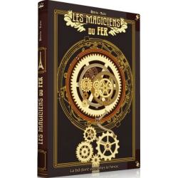 BD dont vous êtes le Héros - Les Magiciens du Fer