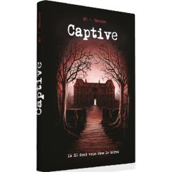 BD dont vous êtes le Héros - Captive