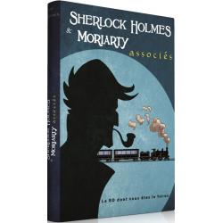 BD dont vous êtes le Héros - Sherlock Holmes & Moriarty Associés