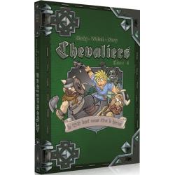 BD dont vous êtes le Héros - Chevaliers : Livre 4