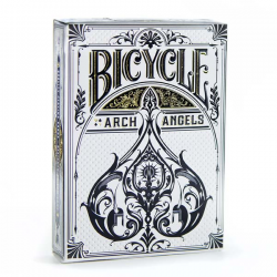 Jeu de 54 cartes bicycle Archangels