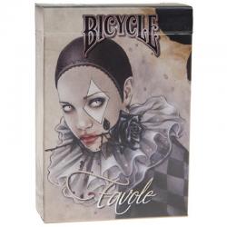 Jeu de 54 cartes bicycle Favole