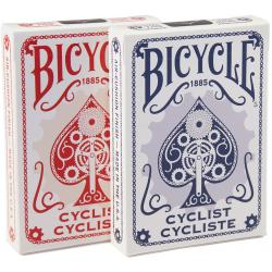 Jeu de 54 cartes bicycle Standard