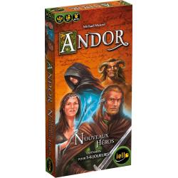 Andor : Extension Nouveaux Héros