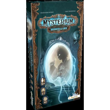 Mysterium : Extension Secrets & Lies
