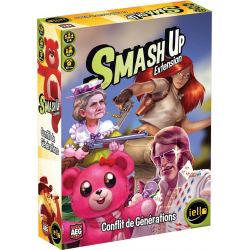 Smash Up - Extension Trop Minions